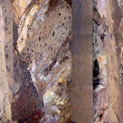 Tableau digigraphique - Collection découverte - San Marcos - Mer de Cortez- Mexique - 2006