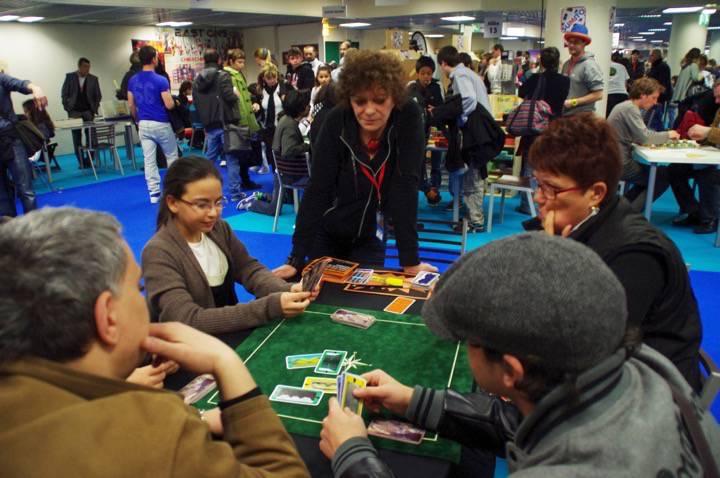 Festival international des jeux 2012 – Jeu éducatif - Jeu des Sages - Rosy d'Ailleurs 2