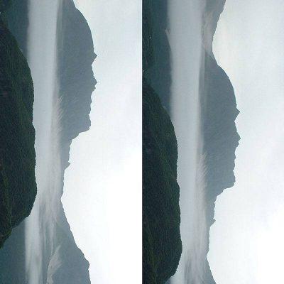 Tableau digigraphique - Collection Lumière et Couleur - Geographic Harbor - Alaska - 2005