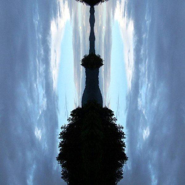 Tableau digigraphique - Collection Lumière et Couleur - Klag - Golf d'Alaska - Alaska - 2005