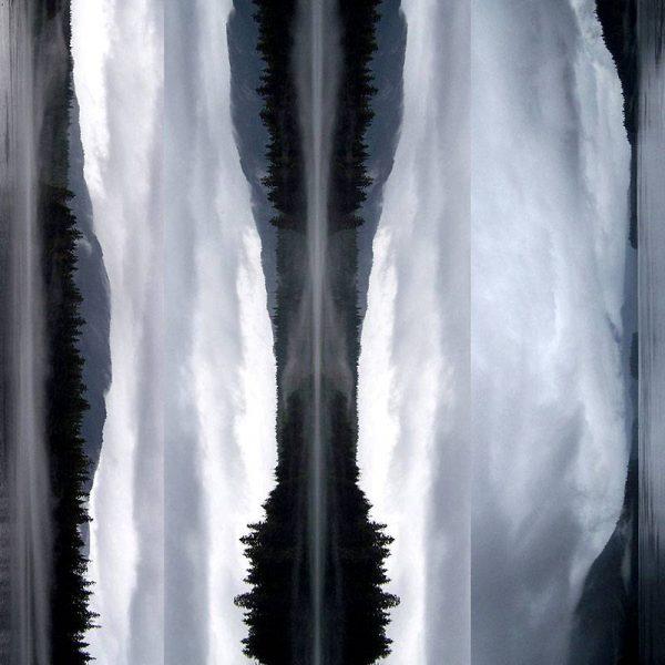 Tableau digigraphique - Collection Lumière et Couleur - Portage - Kupreanof Island - Alaska - 2005