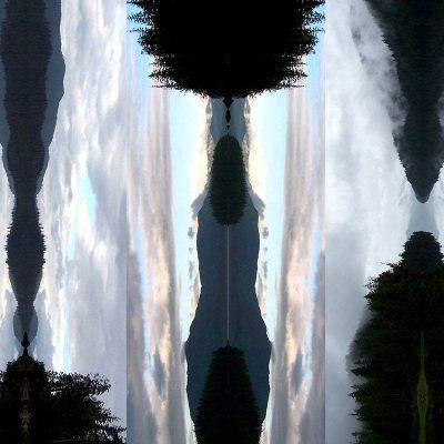 Tableau digigraphique - Collection Lumière et Couleur - Ramsay Alava Bailay - Golf d'Alaska - Alaska - 2005