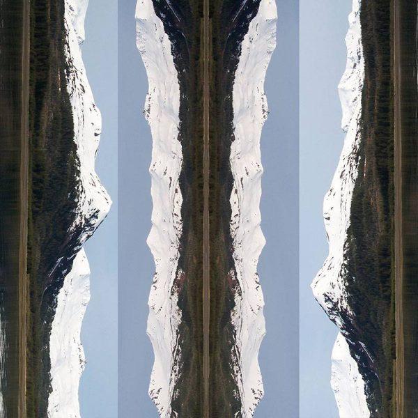 Tableau digigraphique - Collection Séries - Port Chalmers III - Golf d'Alaska - Alaska - 2005