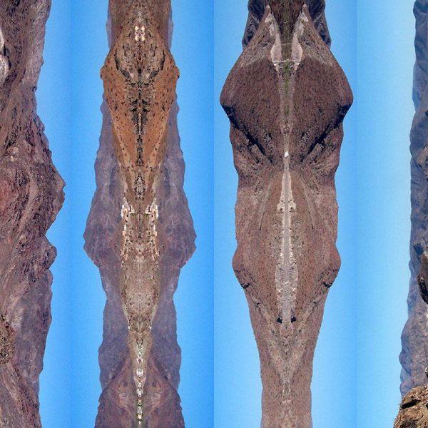 Tableau digigraphique - Collection Séries - Santispac - Mer de Cortez - Mexique - 2006